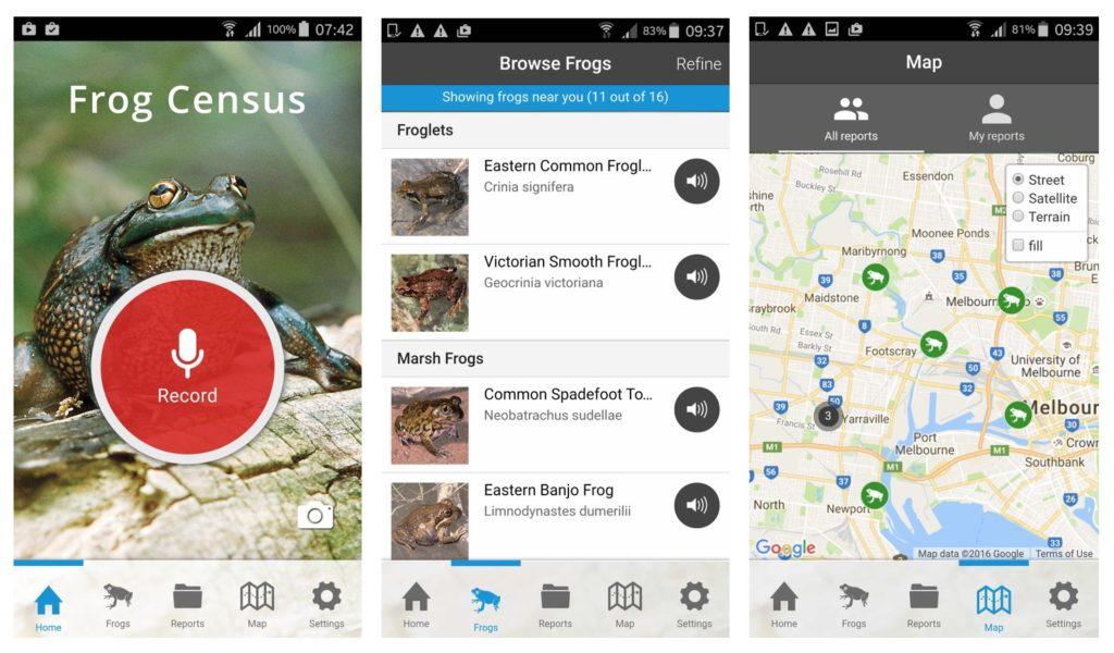frog-app-screenshots